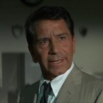 Richard Conte as Lt. Dave Santini in Tony Rome. 1967.