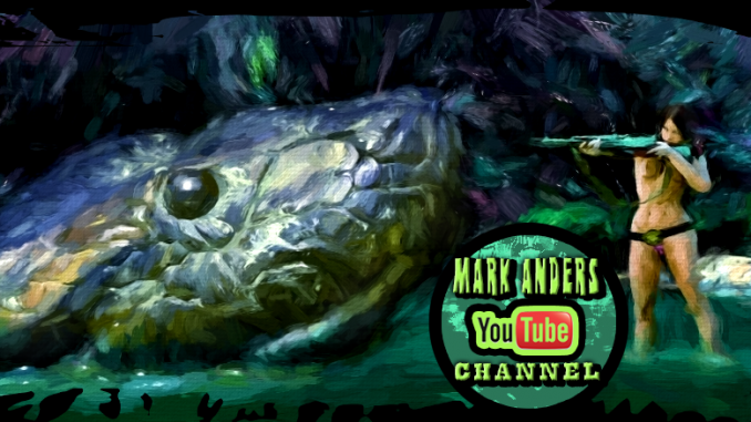 Mark Anders Channel Biggest Snake Ever