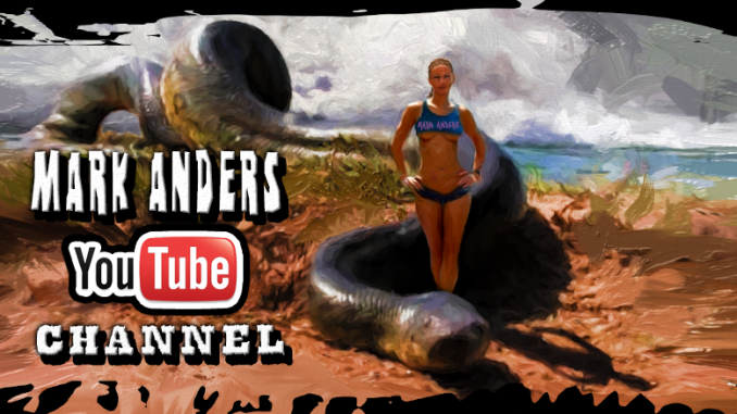 Mark Anders Channel Biggest Snake in the World