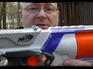 Modified Nerf Gun