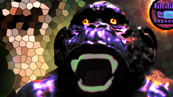 Chimp Religion Banner