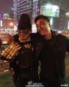 Chinese Subway Attack Actors