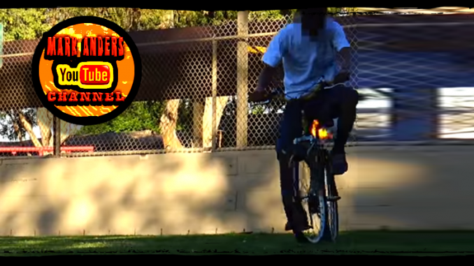 Bike Fire Justice