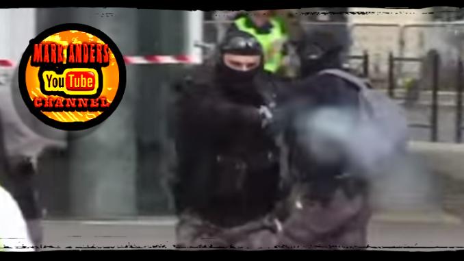 Canne Terrorist Drill