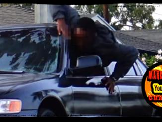 Car Thief Bomb Prank