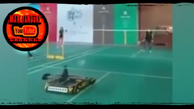 China Badmitton Robot