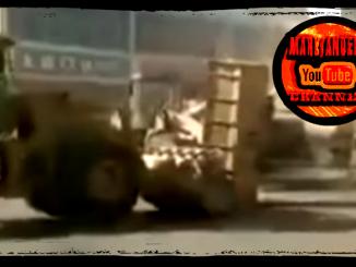 China Bulldozer Battle