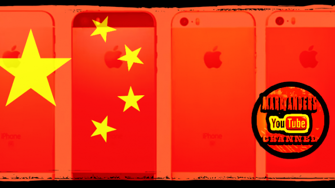 China vs Apple
