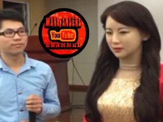 """Chinese Robot Jia Jia """"JiaJia"""""""