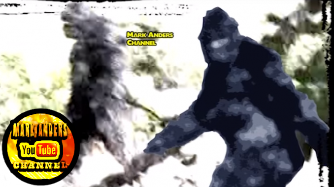 Mark Anders vs Patterson Bigfoot