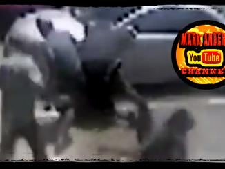 MMA Champ vs Thugs