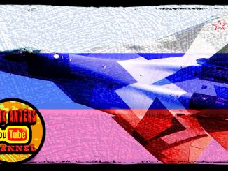 Russian Jet Barrel Roll