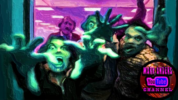 Sister Zombie Prank