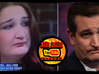 Ted Cruz in Drag?