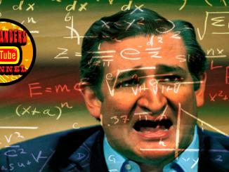 Ted Cruz Mathmatically Eliminated