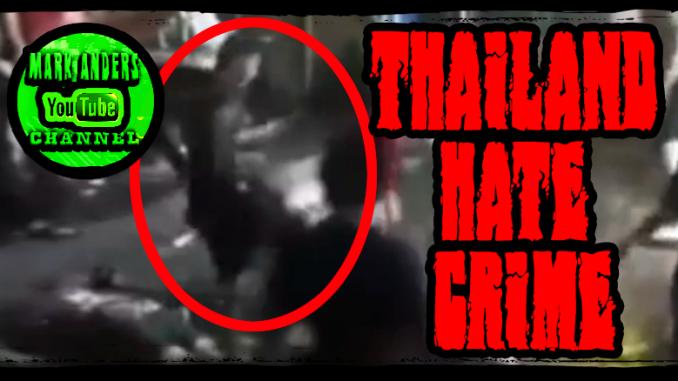 Thailand Hate Crime