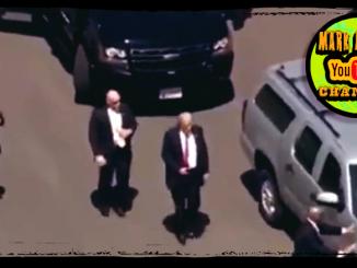 Trump Burlingame California