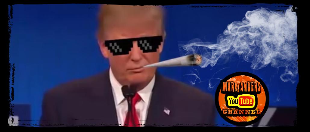Donald Trump Thug Life...