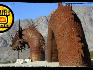 Ricardo Breceda Dragon Sculpture