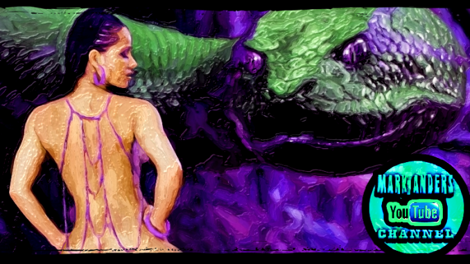 Monster Titanoboa