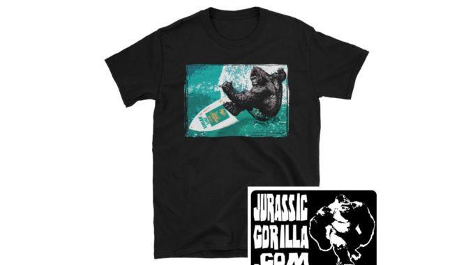 surfing-gorilla