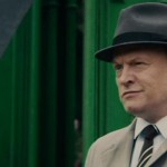 Napoleon Solo's boss Sanders played by Jared Harris.