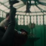 Henry Cavill battles Armie Hammer.
