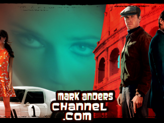 Mark Anders Channel Man From UNCLE