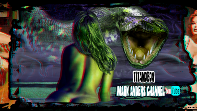 mark anders titanoboa